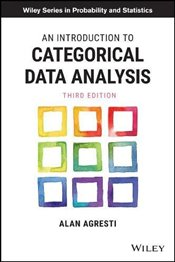 Introduction to Categorical Data Analysis  - Agresti, Alan