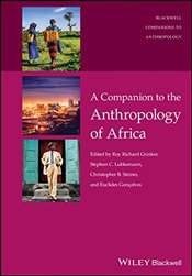 Companion to the Anthropology of Africa  - Grinker, Roy Richard