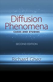 Diffusion Phenomena : Cases and Studies 2e - Ghez, Richard