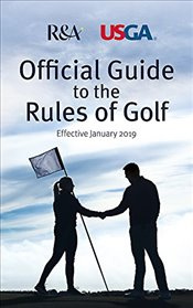 Official Guide to the Rules of Golf -