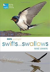 RSPB Spotlight Swifts and Swallows - Unwin, Mike