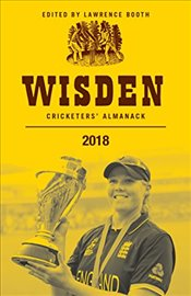 Wisden Cricketers Almanack 2018 - Booth, Lawrence