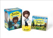 Bob Ross Bobblehead: With Sound! (Miniature Editions) - Ross, Bob
