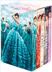 Selection 5-Book Box Set : The Complete Series - Cass, Kiera