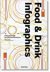 Food and Drink Infographics : A Visual Guide to Culinary Pleasures -