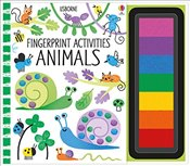 Fingerprint Activities : Animals - Watt, Fiona