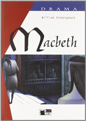Green Apple: Macbeth + audio CD - Shakespeare, William
