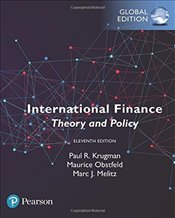 International Finance : Theory and Policy, Global Edition - Krugman, Paul R.