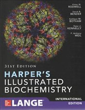 Harpers Illustrated Biochemistry 31e ISE - Rodwell, Victor W.