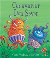 Canavarlar Don Sever - Freedman, Claire