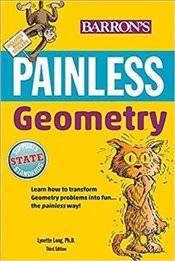 Painless Geometry (Barrons Painless) - Long, Lynette