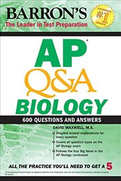 AP Biology Questions and Answers - Maxwell, David
