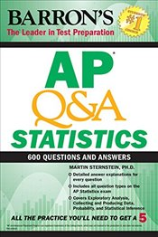 AP Statistics Questions and Answers (AP Q&A) - Sternstein, Martin