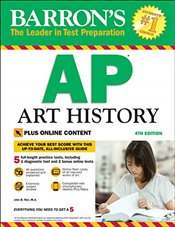 AP Art History 4e : With Bonus Online Tests - Nici, John