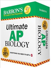 Ultimate AP Biology : Everything You Need to Get a 5  - Goldberg, Deborah T.