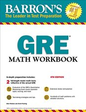 Barrons GRE Math Workbook 4e - Madore, Blair