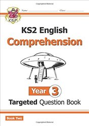 New KS2 English Targeted Question Book: Year 3 Comprehension - Book 2 (CGP KS2 English) - Books, CGP