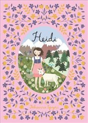 Heidi (Barnes & Noble Collectible Editions) - Spyri, Johanna