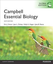 Campbell Essential Biology - 6th Global Edition - Simon, Eric J.
