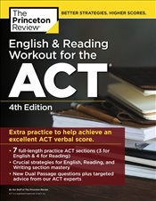 English and Reading Workout for the ACT  4e -