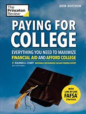 Paying for College Without Going Broke : 2019 Edition  - Chany, Kalman
