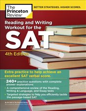 Reading and Writing Workout for the SAT 4e -