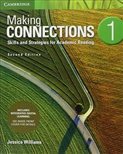 Making Connections Level 1 : Students Book : Skills and Strategies for Academic Reading - Williams, Jessica
