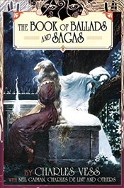 Charles Vess Book of Ballads and Sagas - Vess, Charles