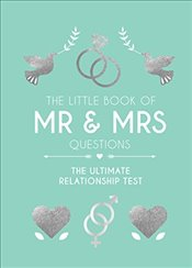 Little Book of Mr & Mrs Questions: The Ultimate Relationship Test (Humour) - Press, Pop