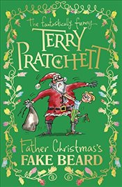 Father Christmas's Fake Beard - Pratchett, Terry