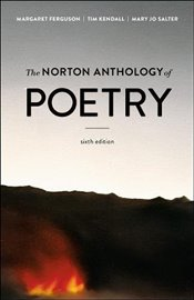 Norton Anthology of Poetry 6e - Ferguson, Margaret