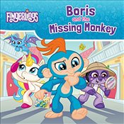Boris and the Missing Monkey (Fingerlings) - Vitale, Brooke