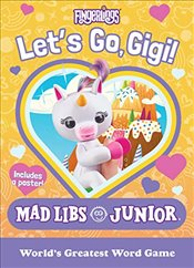 Fingerlings - Lets Go, Gigi! Mad Libs Junior - Matheis, Mickie