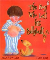 BOY WHO LOST HIS BELLY BUTTON - Willis, Jeanne