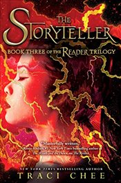 Storyteller, The (Sea of Ink and Gold) - Chee, Traci