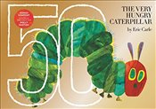 Very Hungry Caterpillar: 50th Anniversary Golden Edition - Carle, Eric