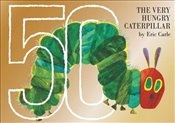 Very Hungry Caterpillar 50th Anniversary Collectors Edition - Carle, Eric