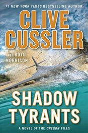 Shadow Tyrants Mrexp - Cussler, Clive