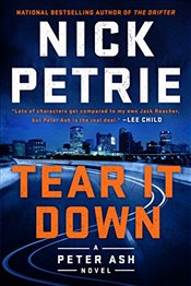 Tear It Down (Peter Ash Novel) - Petrie, Nick