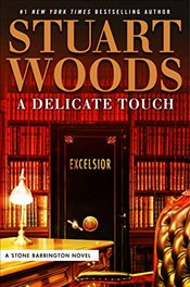 Delicate Touch (Stone Barrington Novel) - Woods, Stuart