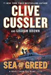Sea of Greed (NUMA Files) - Cussler, Clive