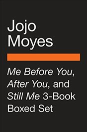 Me Before You, After You, and Still Me 3-Book Boxed Set - Moyes, Jojo