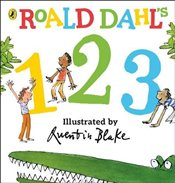 Roald Dahl's 123 : (Counting Board Book) (Dahl Picture Book) - Dahl, Roald