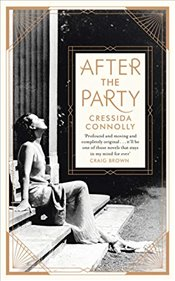 After the Party - Connolly, Cressida