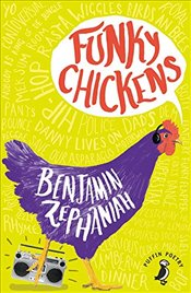 Funky Chickens (Puffin Poetry) - Zephaniah, Benjamin