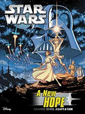 Star Wars: A New Hope Graphic Novel Adaptation - Ferrari, Alessandro