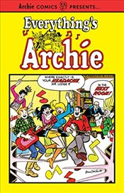 Everythings Archie Vol 1.; (Archie Comics Presents) - Superstars, Archie