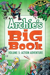 Archies Big Book Vol. 5 Action Adventure - Superstars, Archie