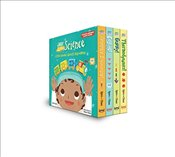 Baby Loves Science Board Boxed Set - Spiro, Ruth