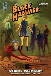Black Hammer Library Edition Volume 1 - Lemire, Jeff